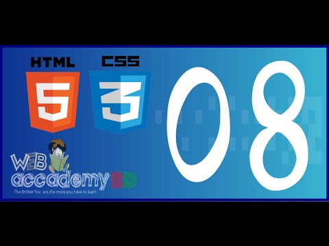 4 - HTML5 and CSS3 Beginner Bangla Tutorial bold, italics, horizontal rule, and comments