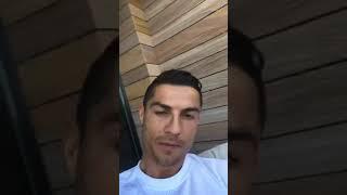 Cristiano Ronaldo & Georgina Rodriguez Instagram Live