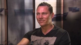 Superstar DJ Tiesto tells the secret behind his global success