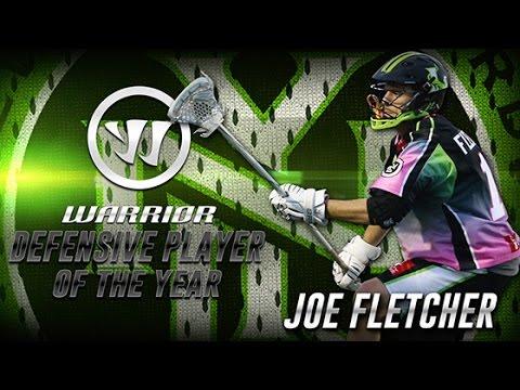 2015 Warrior Defensive Player of the Year: Joe Fletcher