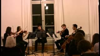 Bruch Streichquintett Nr.2 in Es-Dur