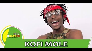 How Kofi Mole Featured In Sarkodie's Song
