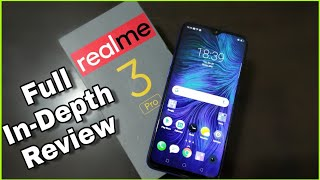 RealMe 3 Pro Full In-depth Review | Camera | Fortnite,PubG Game Test | Everything You Need to Know🔥