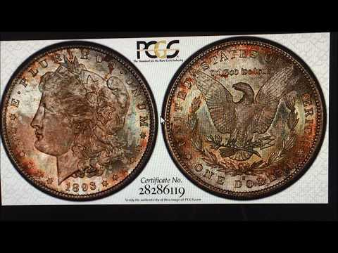 THE MOST VALUABLE & RARE MORGAN SILVER DOLLAR IN THE WORLD