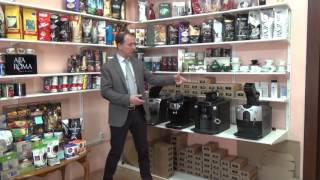 видео Как выбрать кофемашину для дома или офиса
