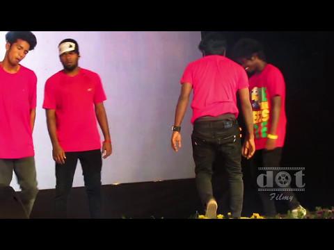 Hip Hop dance on trichy K.A.P medical college