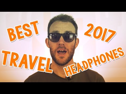 Best Travel Portable Headphones for 2017