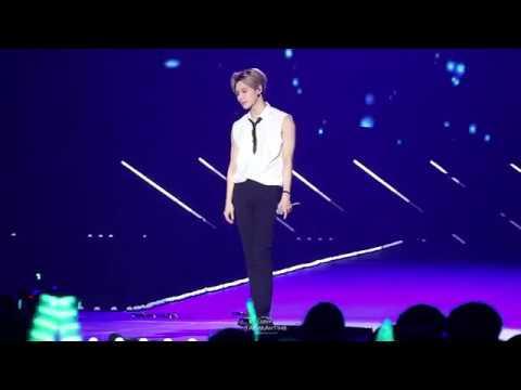 180422 TAEMIN(泰民/태민)-雪花(Snow Flower)@BOB Concert in Taipei