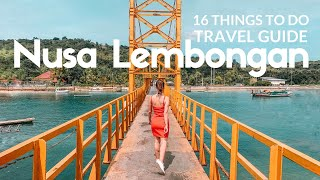 Download lagu NUSA LEMBONGAN Travel Guide: Paradise outside of Bali
