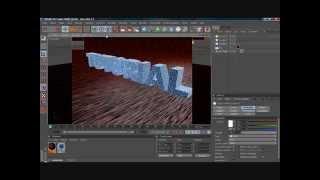 Tutoriel Cinema 4D (R 11.5) - Créer une intro qui tue