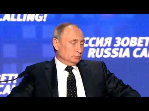 Путин ответил на вопросы иностранных журналистов 12.10.2016