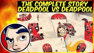Deadpool Kills Deadpool - Complete Story | Comicstorian thumbnail