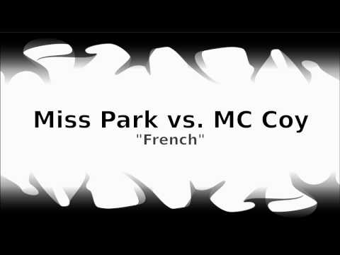 Gangsta rap battle: Miss Park vs. MC Coy -- French