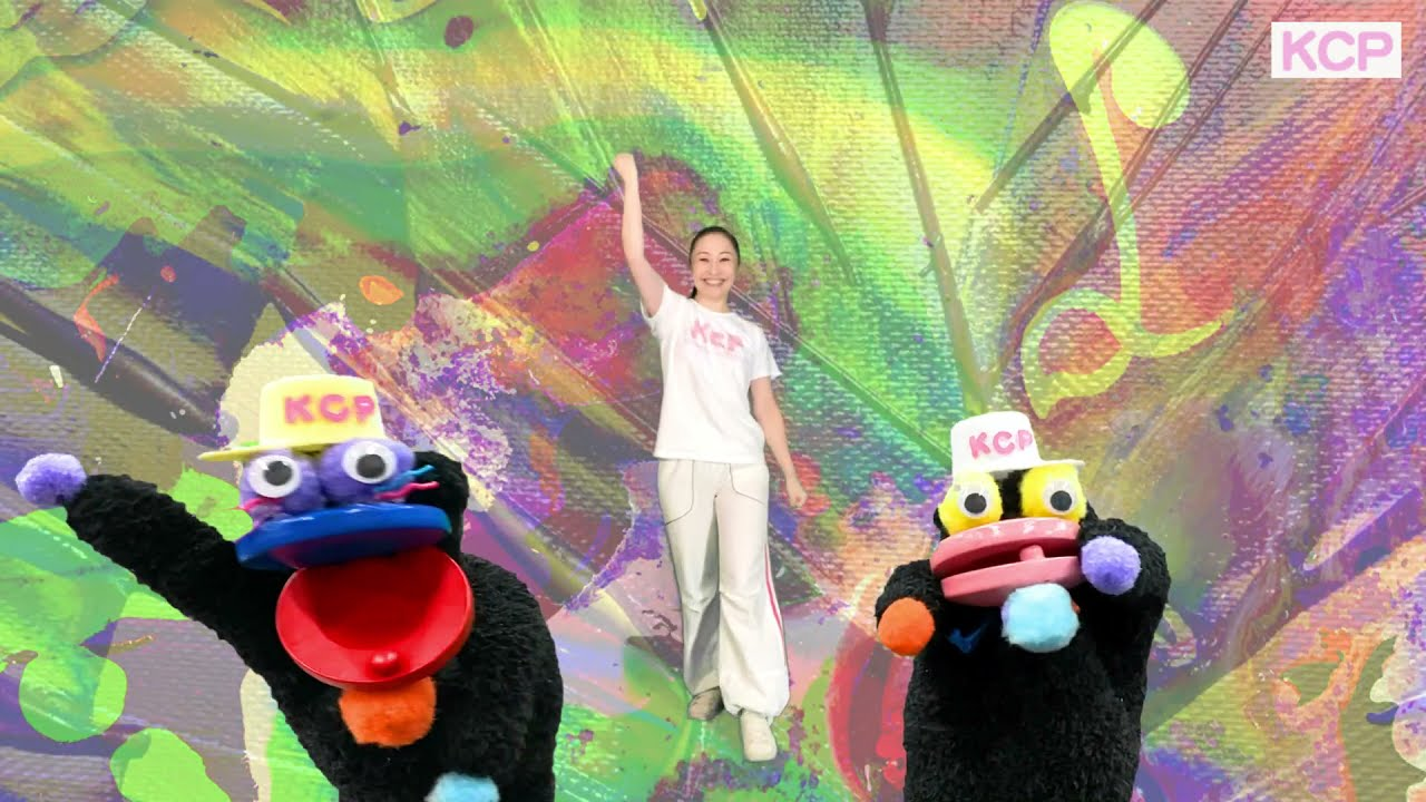 Kids Genius Taiso Song 「子ども天才体操」英語版