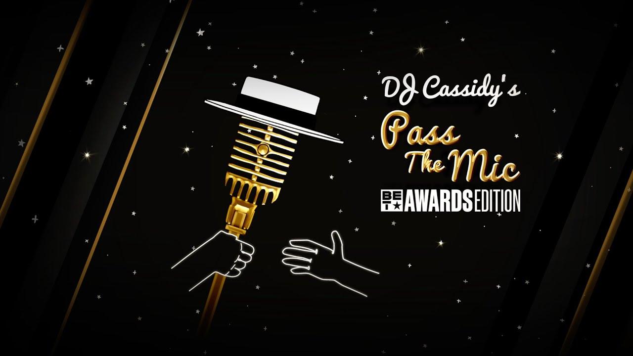 DJ Cassidy's Pass The Mic: BET Awards Edition