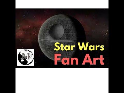 Star Wars - Fan Art [Review]