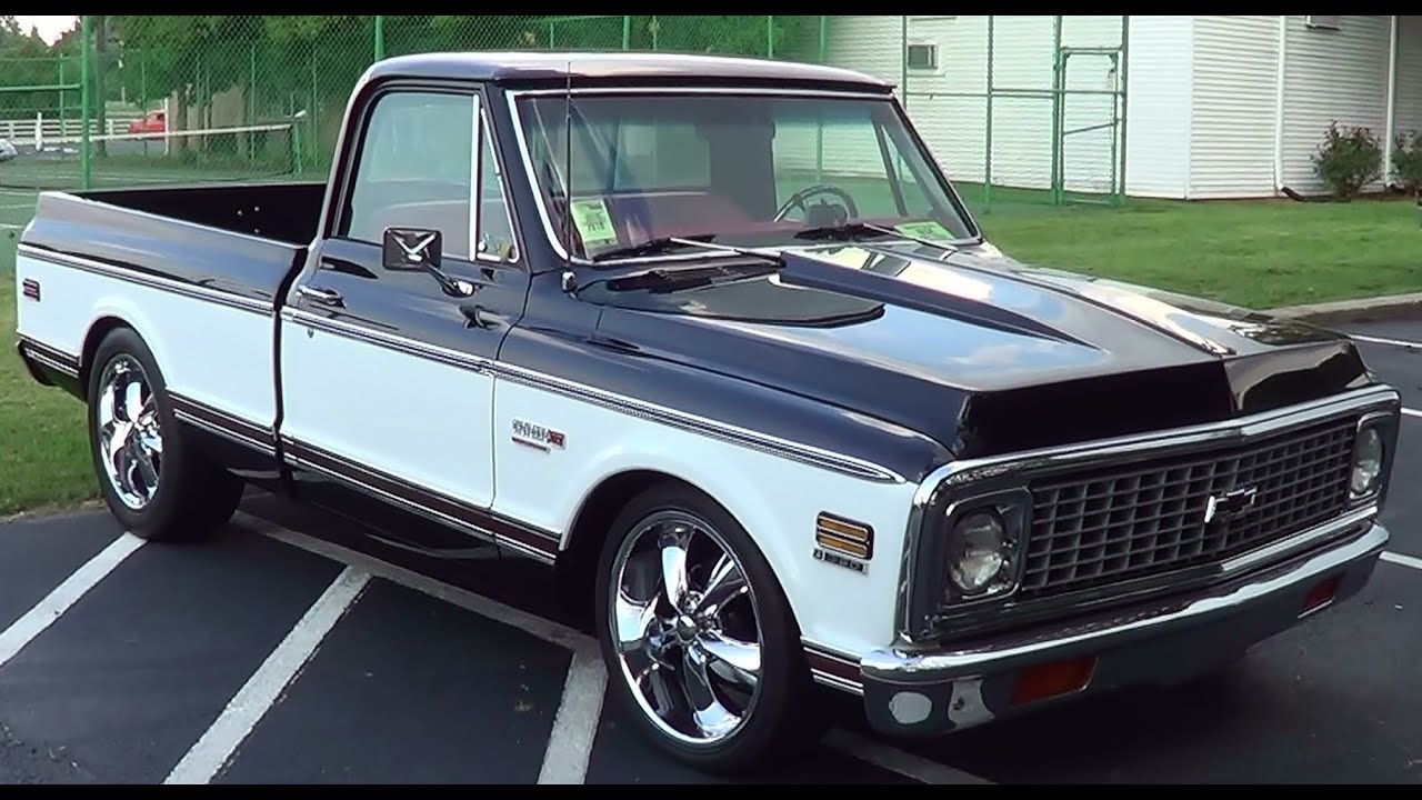1972 chevy c10 street truck youtube publicscrutiny Gallery