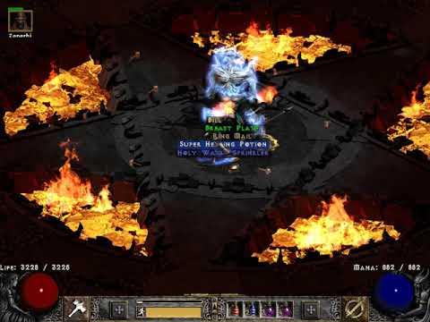 Diablo 2 - My MF Hammerdin Paladin