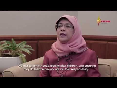 Aura Hawa - Halimah Yacob