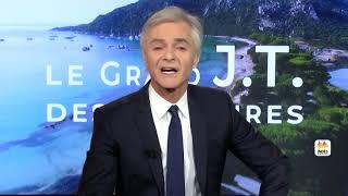 Le vaccin en nocturne au programme du Grand JT des territoires de TV5 Monde de Cyril Viguier