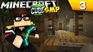 Minecraft Cube SMP S2: EP3 - Sick Mineshaft! Thumbnail