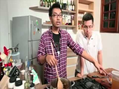 Membuat Mushroom Cream Soup - YouTube