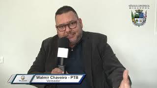 Expediente Oral 13ª Sessão Ordinária - Walmir Chaveiro