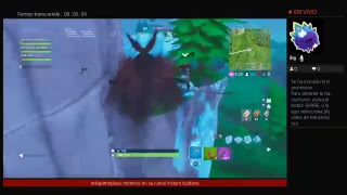 using the new playstation plus skin (fortnite battle royale) (TheJaimefire588)