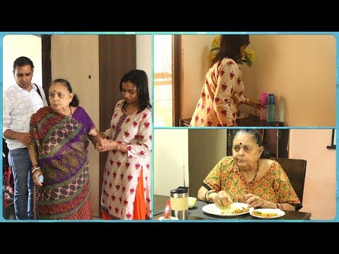 Mere Saas Sasur - Amma Kaka aa Gaye - House tour | Indian Mom On Duty