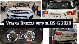All New Vitara Brezza petrol Model || 2020 || BS-6
