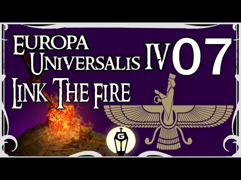 Europa Universalis 4 1.19 | Link the Fire Ep 7