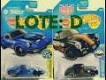 2016 LOTE D Hot Wheels D CASE