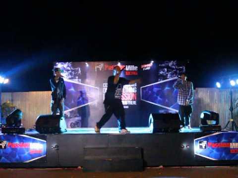 Music - Swanang Crew Rap Hip Hop Lokal Musik2 - Passionville 2015