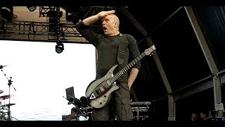Devin Townsend keeps everyone entertained @ Barcelona, Be Prog! My Friend