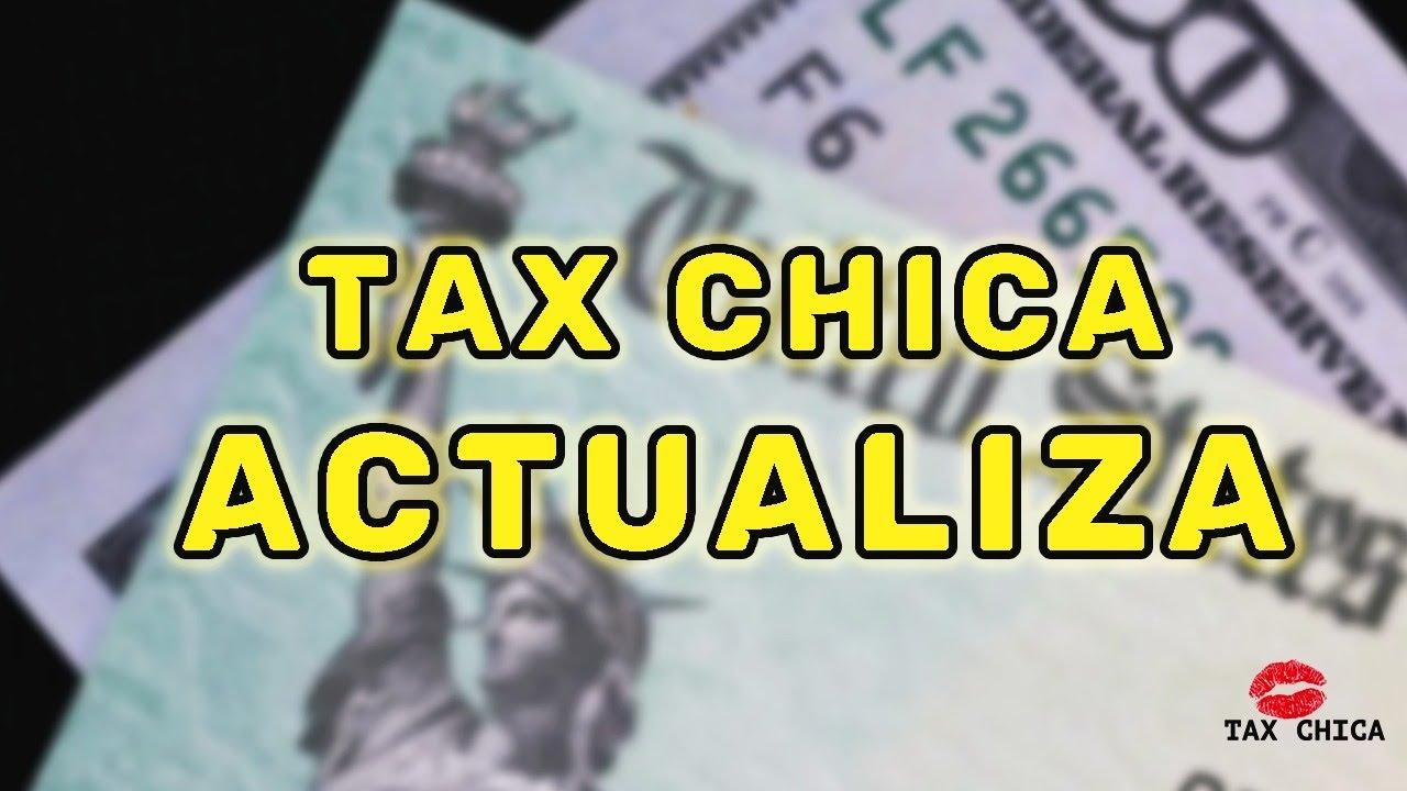 Examen de Ciudadania   Tercer Cheque   Taxes   Tax Chica