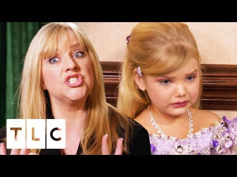 Eden Wood Has Massive Meltdown At World Championship Pageant   Toddlers & Tiaras