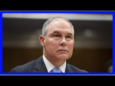 [newsworld]EPA Reportedly Approved Pipeline Project Linked To Lobbyist Renting Room To Pruitt