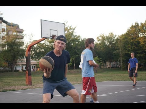 Basketball Ministry in Serbia