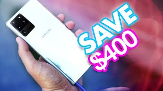 Samsung Galaxy S20 vs Note 10