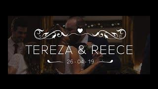 Tereza & Reece's Wedding Video