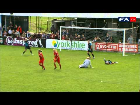 Liverpool 1-3 Arsenal | The FA WSL Official Highlights - 28-08-11