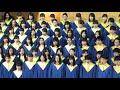 20171217 【三育クリスマス・東京2017】クリスマスの夜 広島三育学院高校聖歌隊