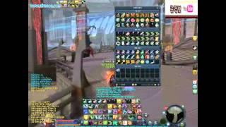 [군림보] AION 살성 총사령관 변신 영상 #2 // Assassin Army Governer Xform PvP #2
