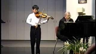 Seitz - Concerto No. 5 1st Movement Suzuki Vioin Book 4