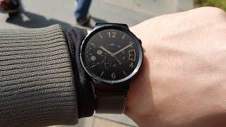 Обзор Huawei Watch