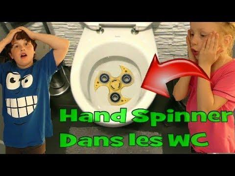 Challenge 6 HAND Spinner RARE et Alicia fait une gaffe