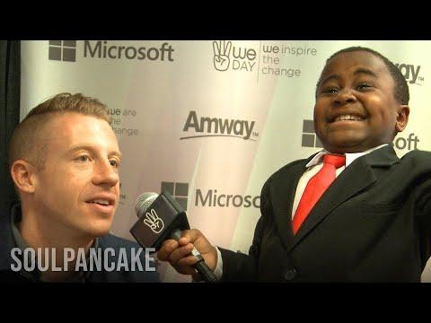 Kid President, Macklemore, & Ryan Lewis