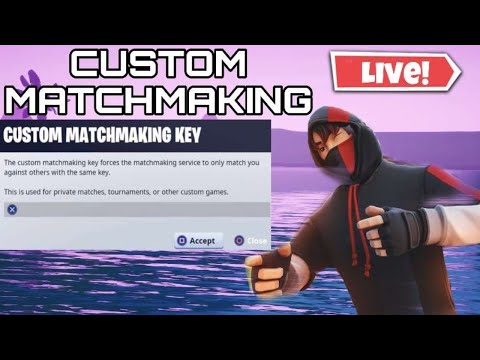 (Na-east) Pro Custom Matchmaking Scrims SOLO/DUOS/SQAUDS FORTNITE LIVE PS4/XBOX/SWITCH/PC
