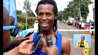 Mwangi, Kalekye washinda mbio za Ndakaini Half Marathon