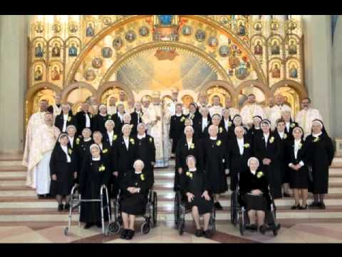 Sisters of the Order of Saint Basil the Great Celebrate One Hundred Years in America